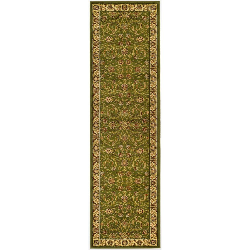 Safavieh Lyndhurst Sage/Ivory 2 ft. 3 in. x 12 ft. Runner