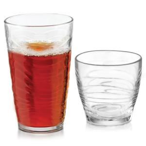 Libbey Orbita 16-piece Glass Set