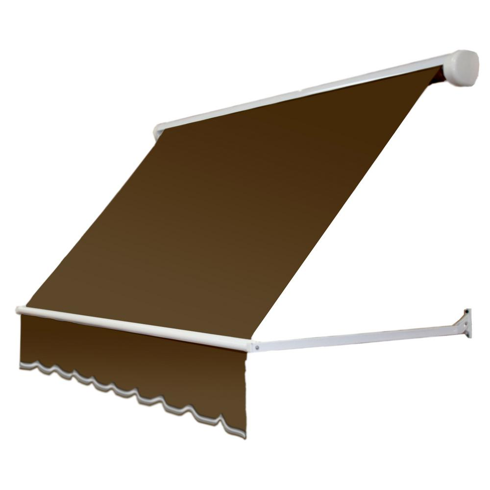 Awntech 5 Ft Mesa Window Retractable Awning 24 In