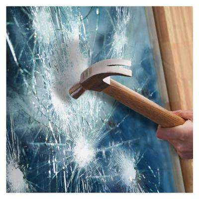 36 in. x 12 ft. S8MB35 8 Mil Black 35 (Medium) Security and Glare Control Window Film