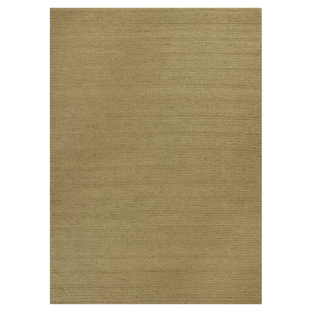 Kas Rugs Woven Braid Natural 2 ft. 3 in. x 3 ft. 9 in. Area Rug