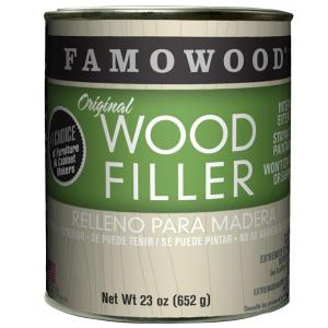FAMOWOOD 1-pt. Maple Original Wood Filler (12-Pack) by FAMOWOOD