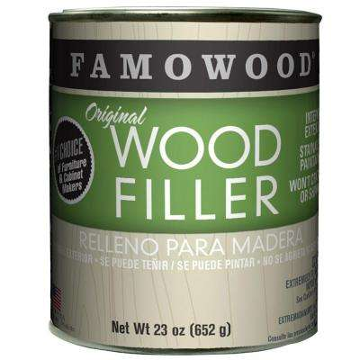 1-pt. Maple Original Wood Filler (12-Pack)