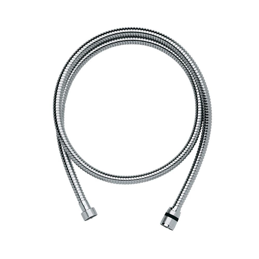 GROHE RotaFlex 69 in. Shower Hose in StarLight Chrome