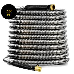 Deals on Bionic-Steel and Xhose Garden Hoses On Sale from $29.28