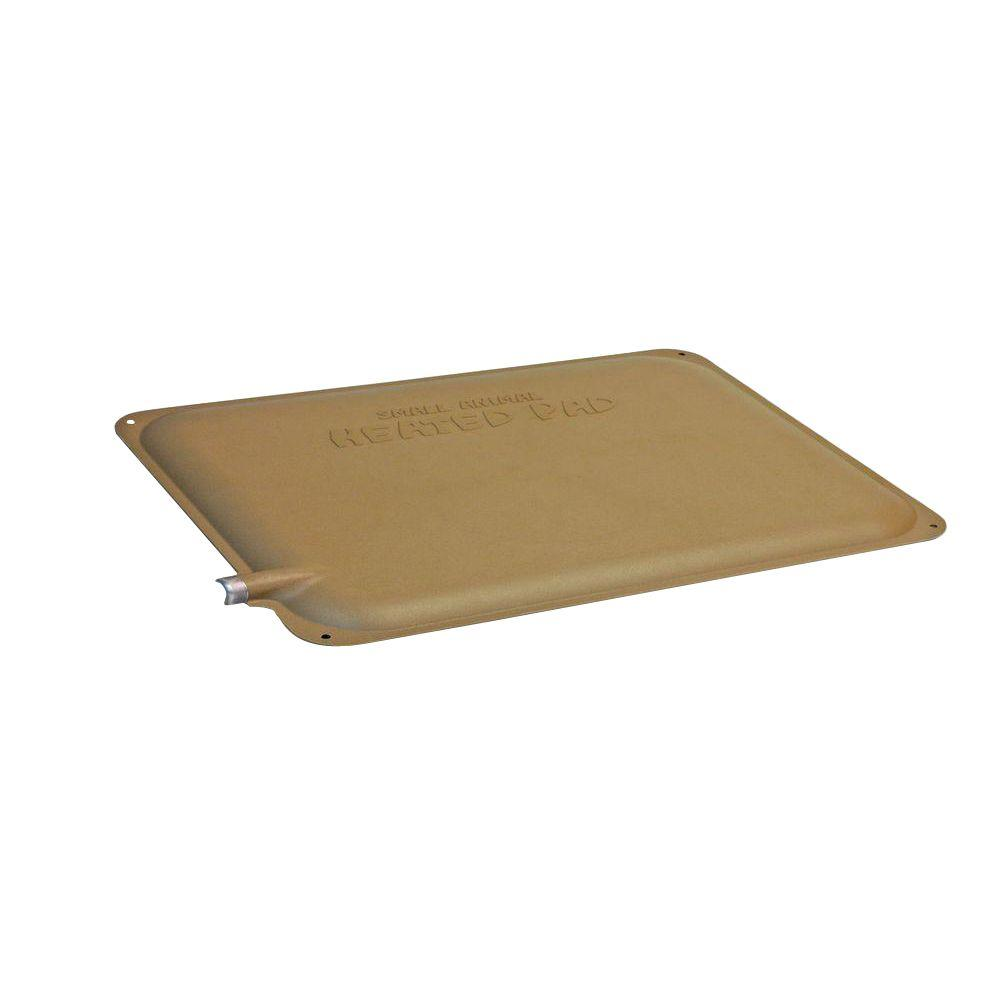 K&H Manufacturing Small Animal Brown Heated Pad