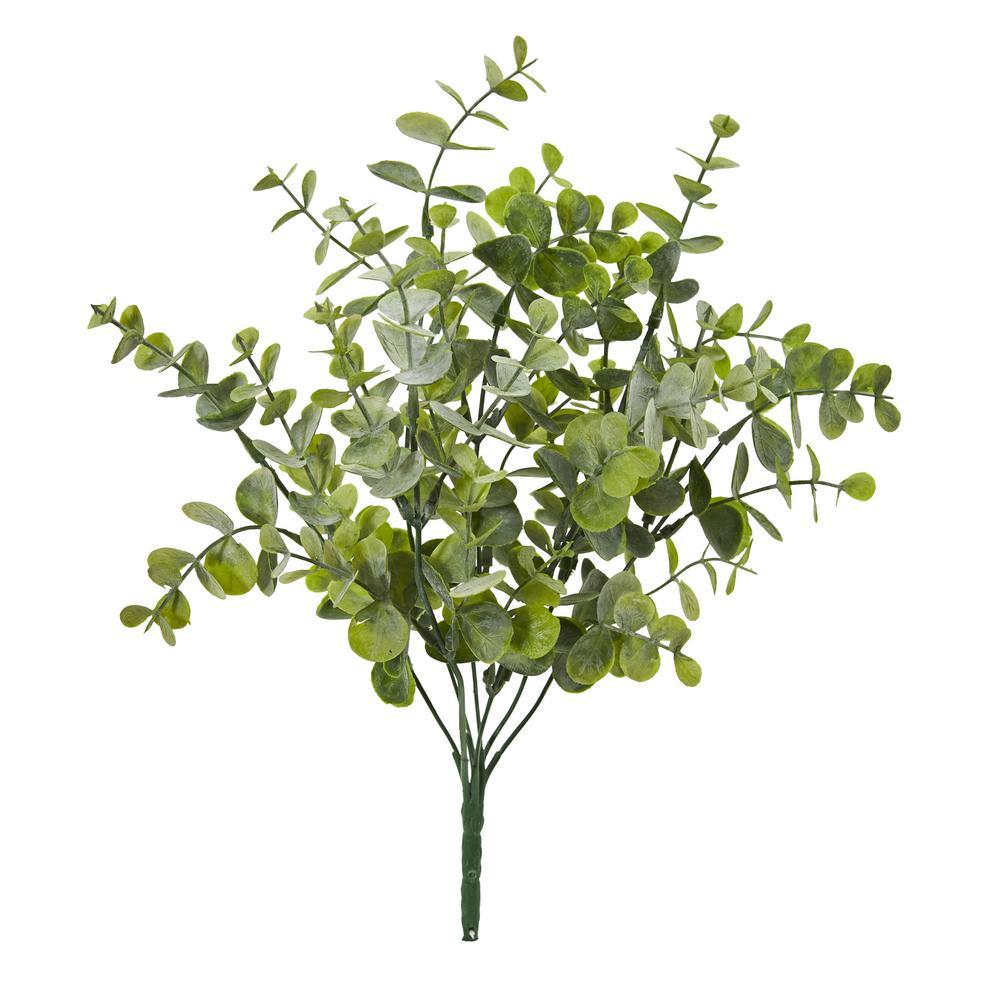 Indoor 13 Eucalyptus Pick Artificial Plant (Set of 2)