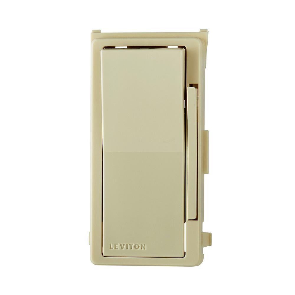 Decora Digital/Decora Smart Dimmer Color Change Kit, Ivory