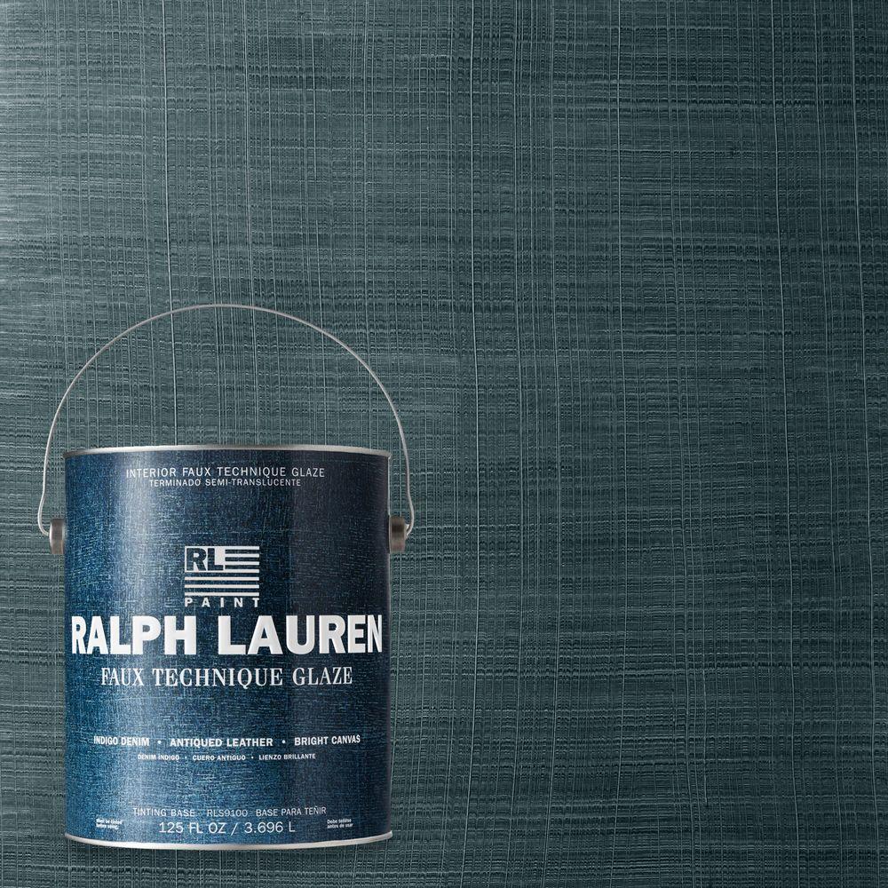 Ralph Lauren 1-gal. Cold Spring Indigo Denim Specialty Finish Interior Paint