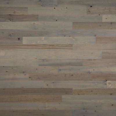 Gray Wall Paneling Boards Planks
