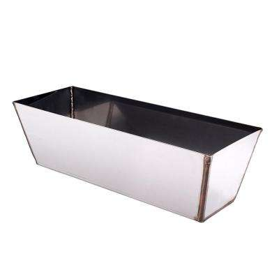 10 in. Stainless Steel Mud Pan