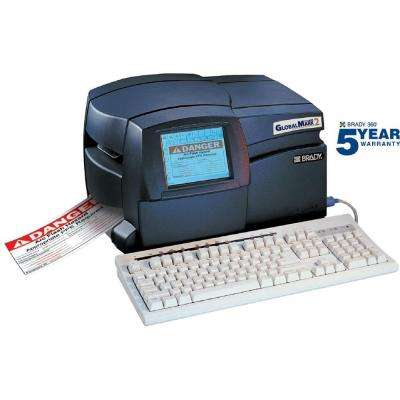 Globalmark2 Color and Cut Printer