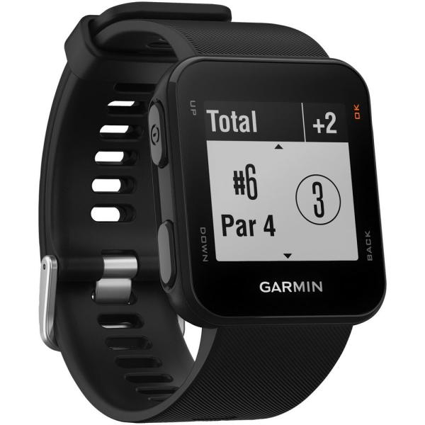 Approach S10 Golf GPS Watch Black