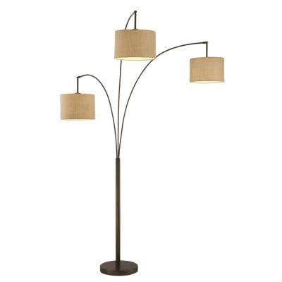 Led Floor Lamps Lamps The Home Depot
