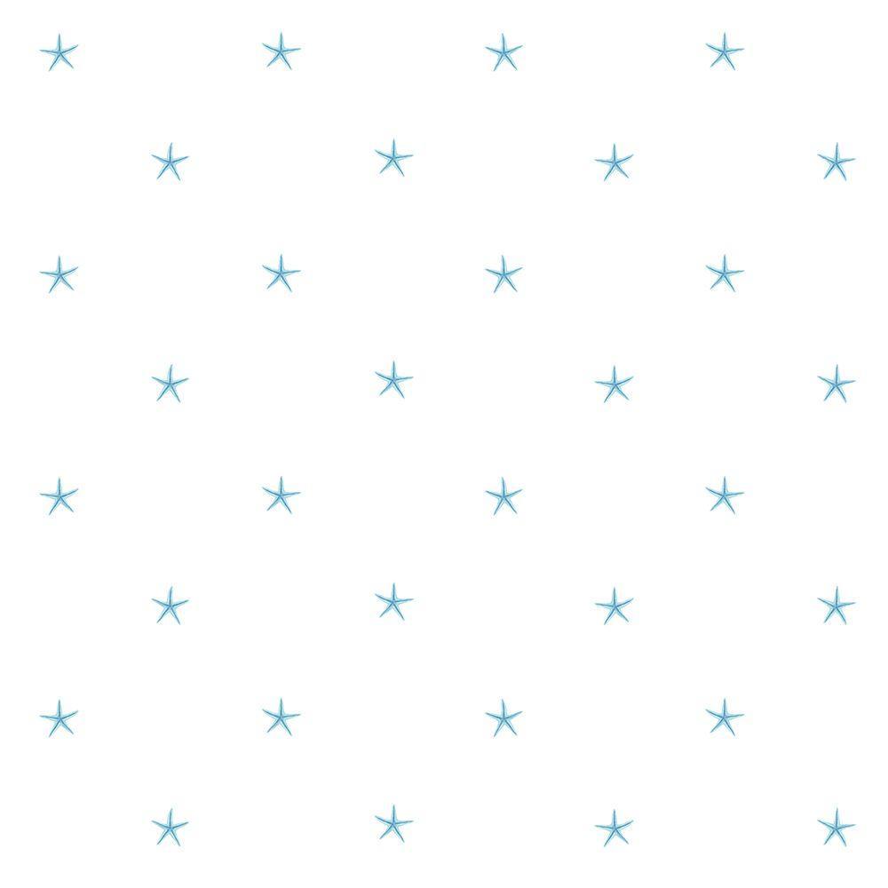Starfish Pattern Wallpaper
