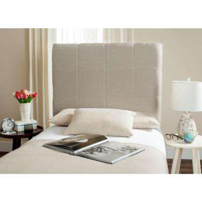 Quincy Smoke Twin Headboard