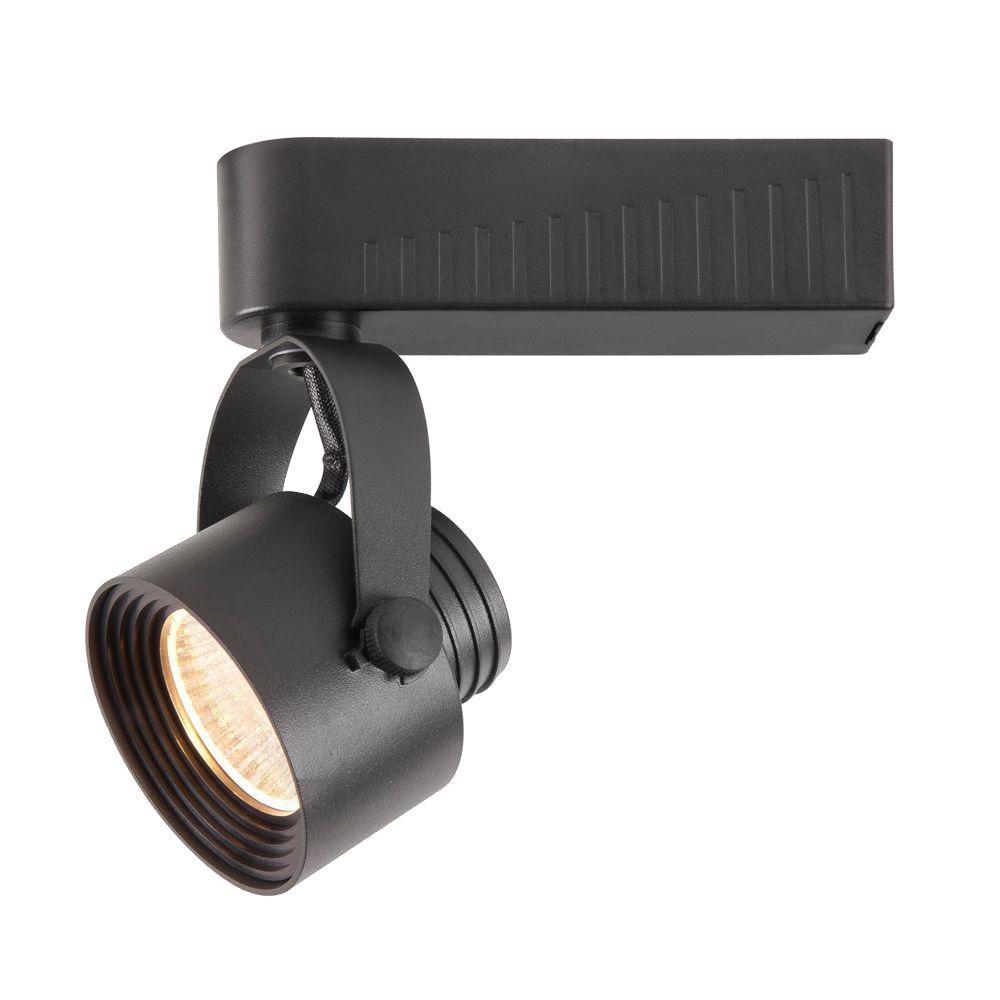 Dimmable LED Gimbal Track Lighting Head