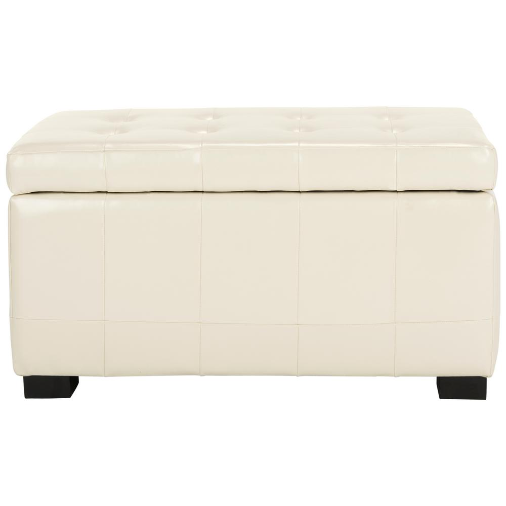 Exceptional Safavieh Angelina Off White Storage Bench