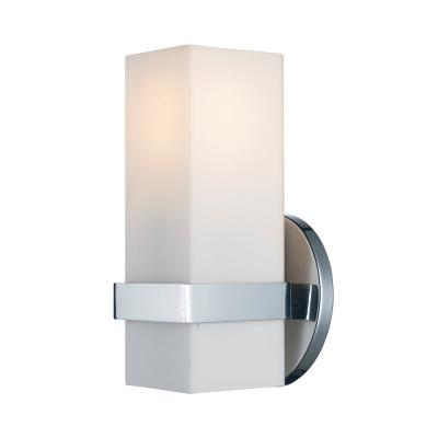 4.5 in. Polished Chrome Sconce