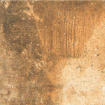 Newberry Cotto 7.87 in. x 7.87 in. Porcelain Floor and Wall Tile (10.344 sq. ft. / case)