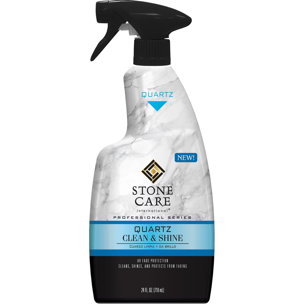 Stone Care International Quartz Clean and Shine