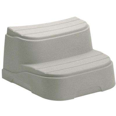 Sand Step for Round and Oval Hot Tubs