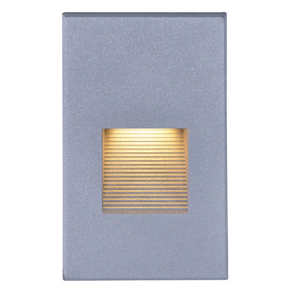 Gray Integrated LED Deck Light