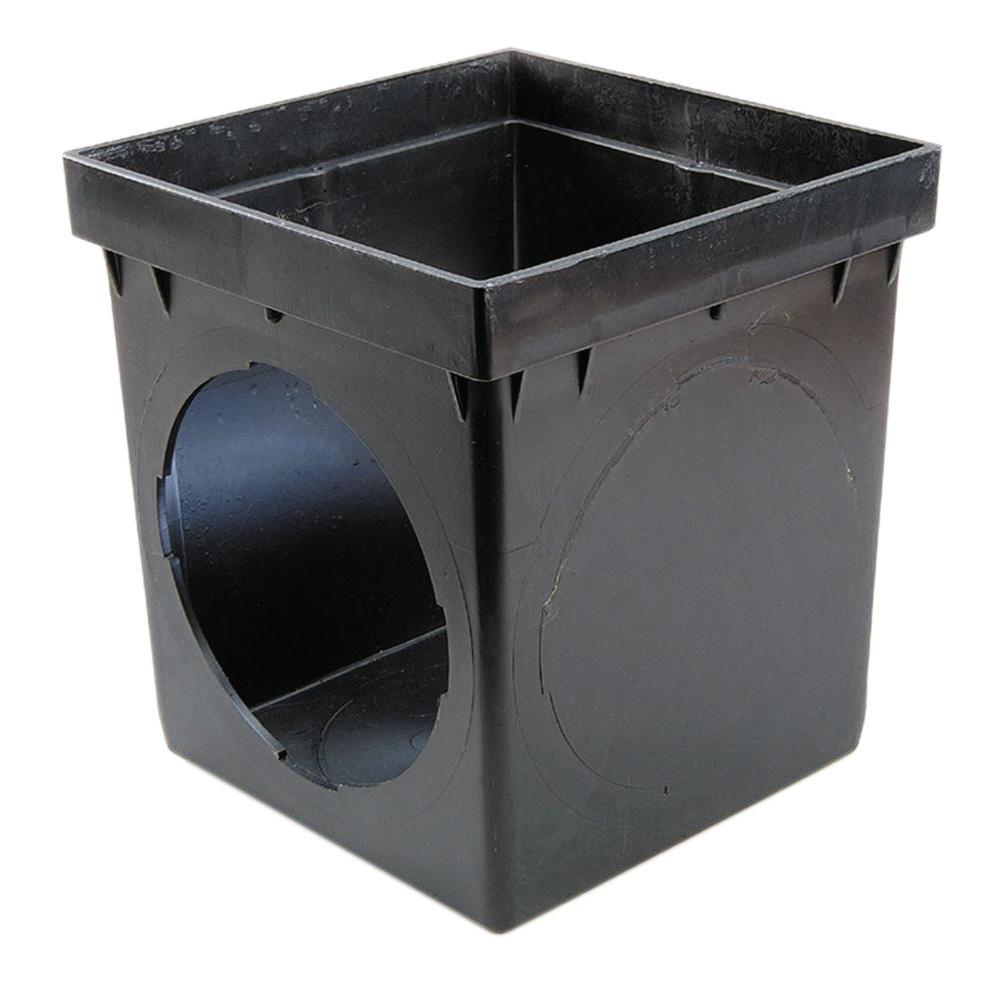 9 in. x 9 in. PVC Catch Basin