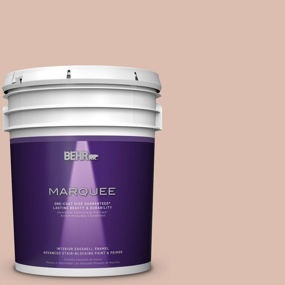 BEHR 5 gal. #MQ1-23 One to Remember Eggshell Interior Pai...