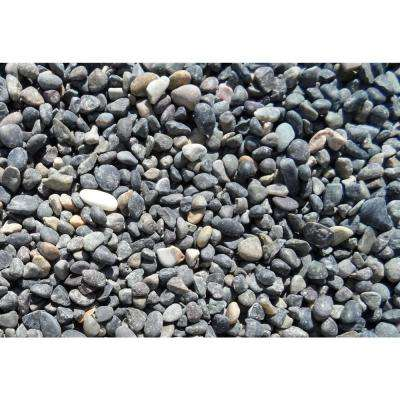 1.10 cu. ft., 75 lb., Criva Mini Mixed Mexican Beach Pebble (40-Bag Contractor Pallet)