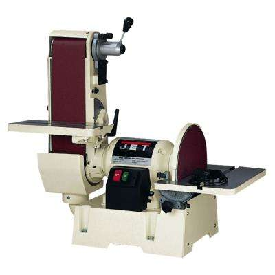 JSG-6DC Belt/Disc Sander