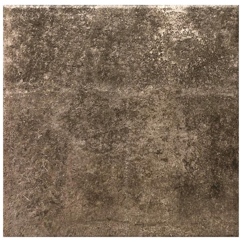 Florida Tile Earthstone Mink 12 In X Porcelain Floor And Wall