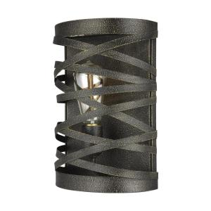 Cowen 1-Light Obsidian Mist Sconce