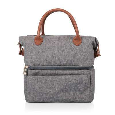 Urban Heathered Gray Lunch Bag