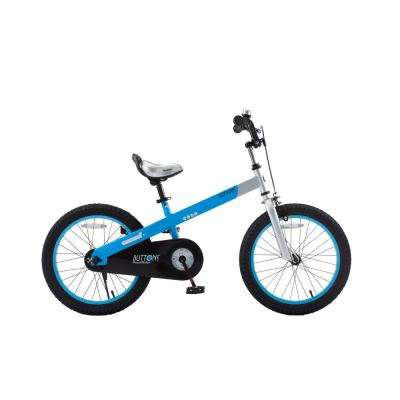 Buttons Kids Bike with 18 in. Wheels in Matte Blue