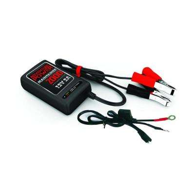 Adventure Power 12-Volt 2000 mAh Regulated Dual Stage Battery Charger and Battery Maintainer