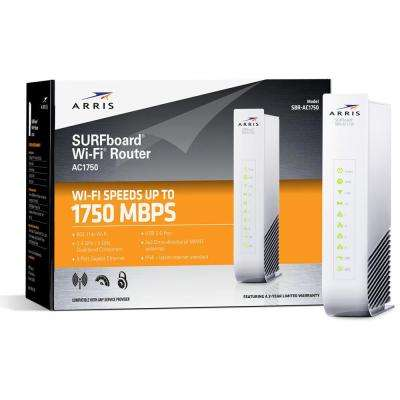 SURFboard Wireless Dual-Band Route SBR-AC1750