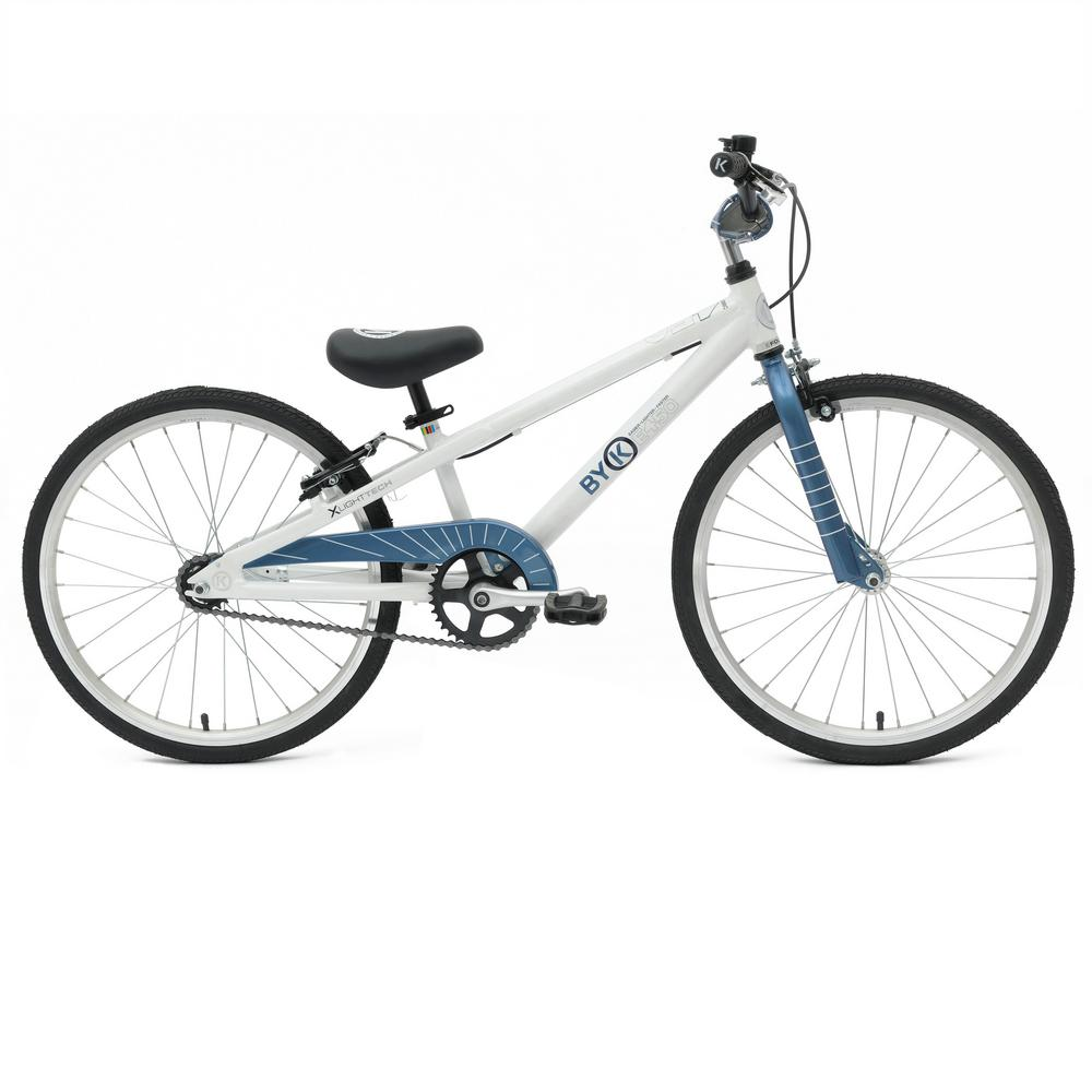 E-450 20 in. Wheels 10 in. Frame Blue Kid's Bike