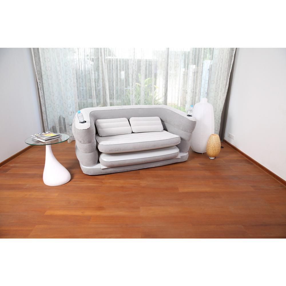 Multi Max II Queen 79 in. x 63 in. x 25 in./2.0 m x 1.6 m x 64 cm Air Couch
