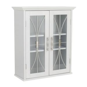 Elegant Home Fashions Albion 22 in. W x 24 in. H x 7 in. D ...