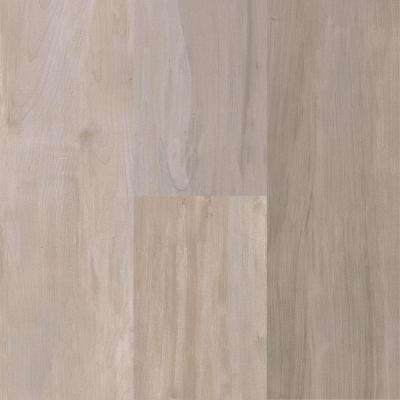 Take Home Sample - Aged Timber Light Grey Click Vinyl Plank - 4 in. x 4 in.