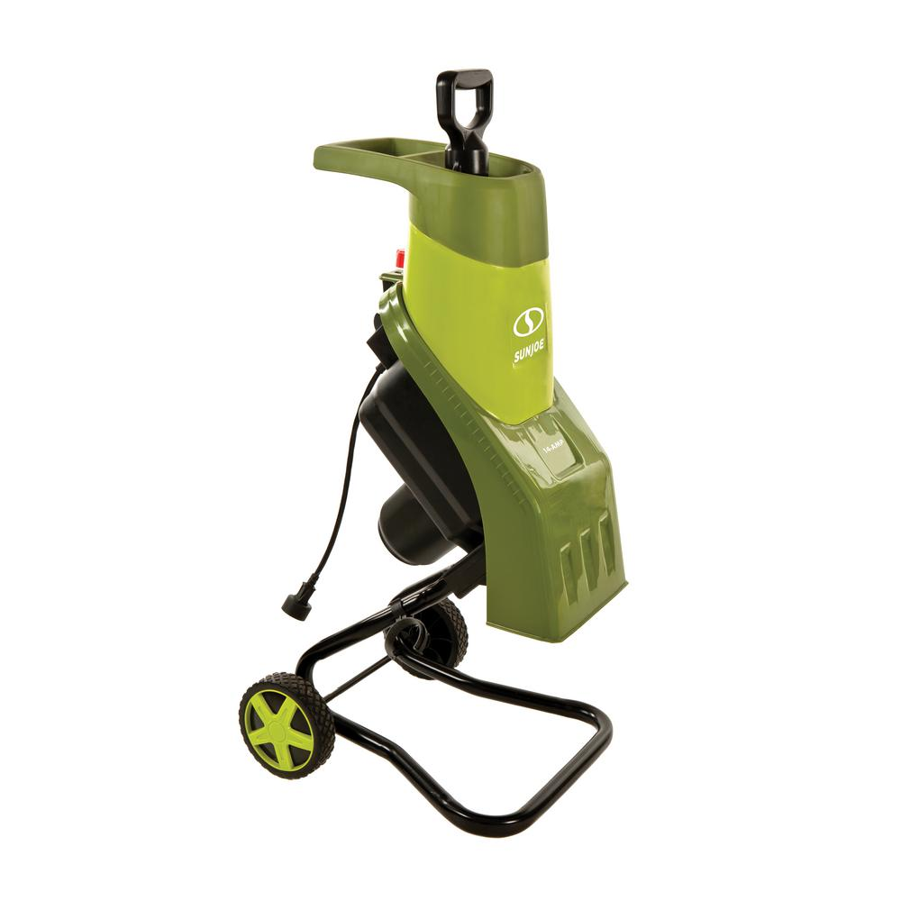 Electric Wood Chippers Chipper Shredders The Home Depot