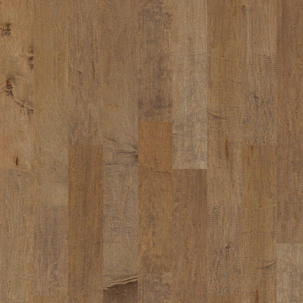 Shaw Take Home Sample - Battlefield Maple Vicksburg Engineered Hardwood Flooring - 6.375 in. x 8 in.