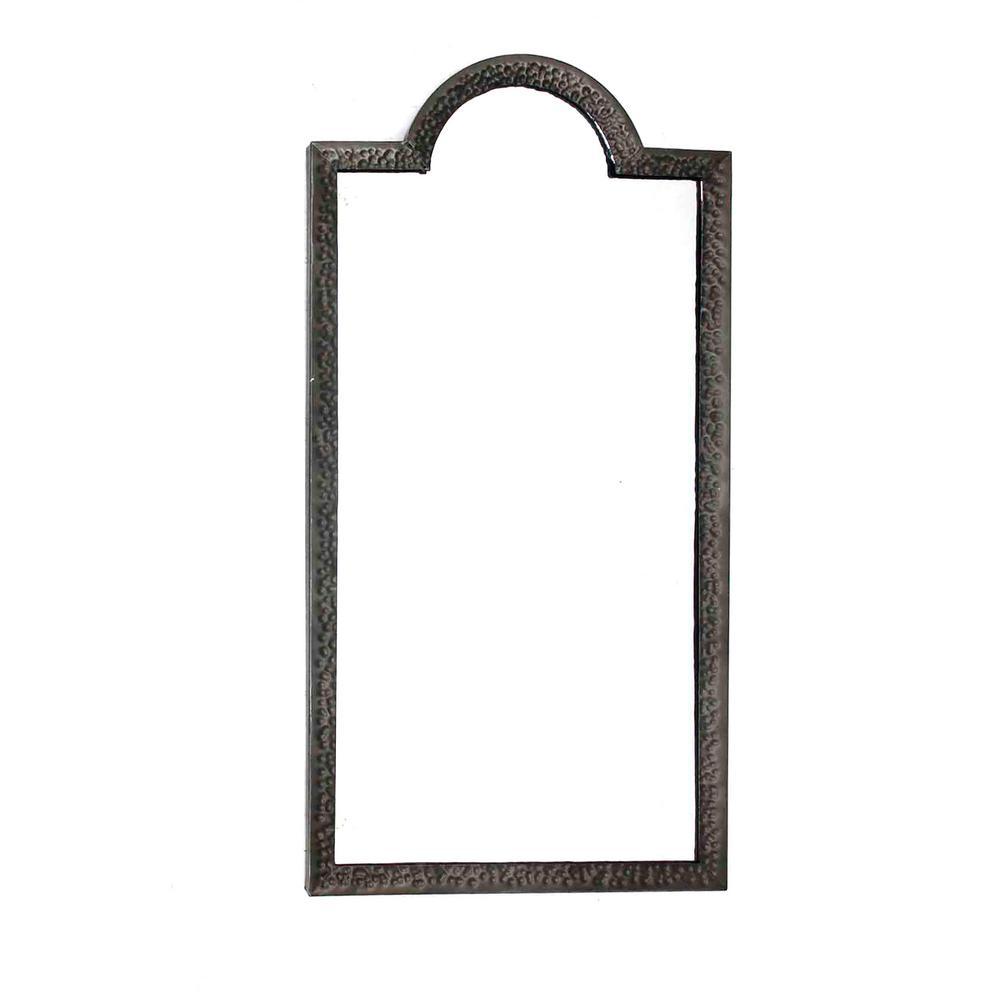 Cari Black Wall Mirror