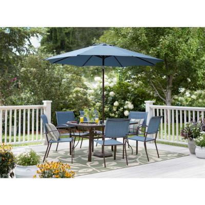 Outstanding Hampton Bay Mix And Match Stackable Sling Outdoor Dining Gmtry Best Dining Table And Chair Ideas Images Gmtryco