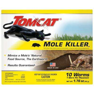 Mole Killer Worm Bait (10-Pack)