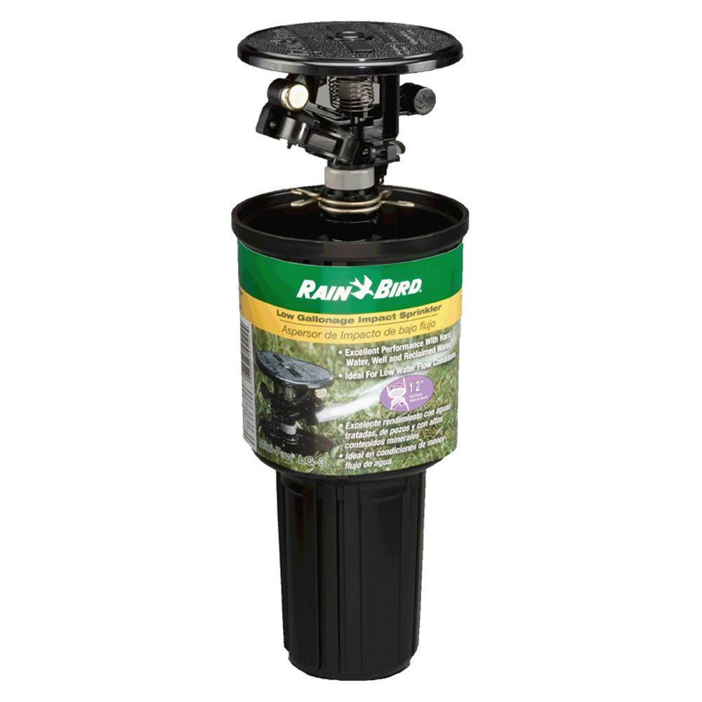 Rain Bird Mini-Paw Pop-Up Impact Rotor Sprinkler