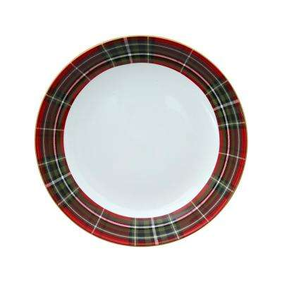 Wexford Plaid Serving Bowl