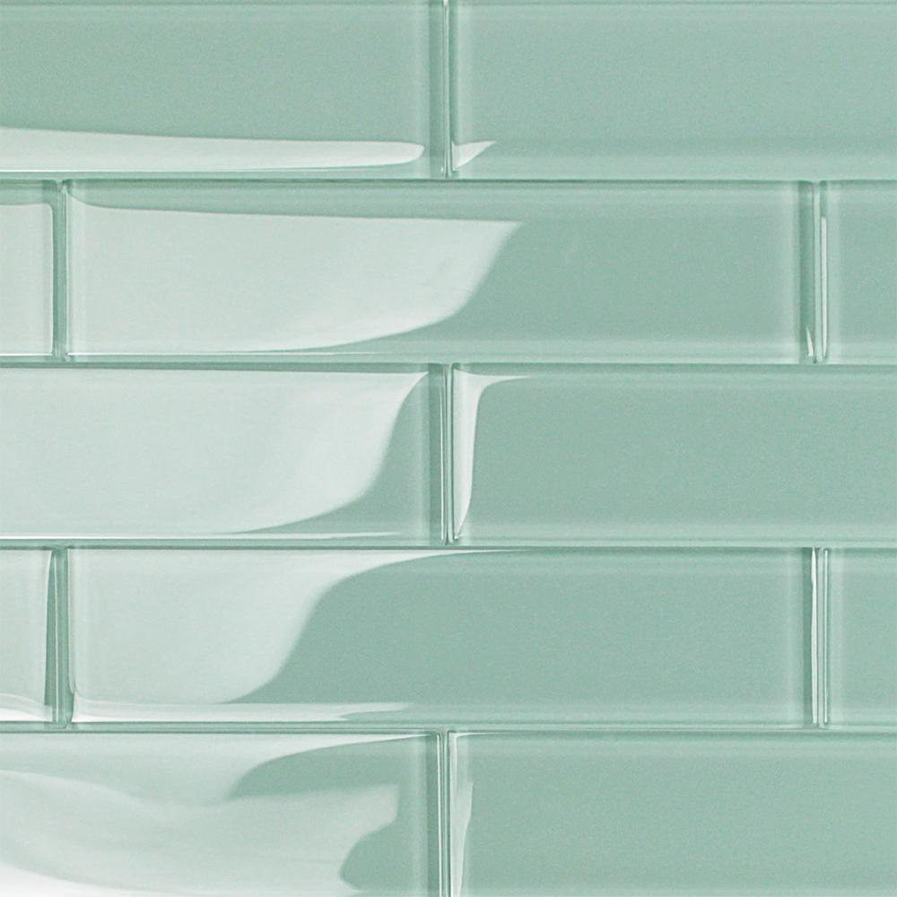 Ivy Hill Tile Contempo Light Green 2 In X 8 In X 8mm