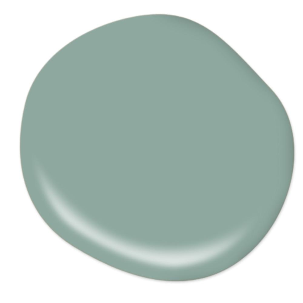 Behr Green Meets Blue paint color - Come be inspired by interior design photos with French Green Paint Colors and Serene French Blue-Greens. #greenpaintcolors #mintgreen #interiordesign #paint #greenmeetsblue